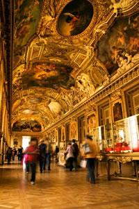 Париж музейная карта и ее